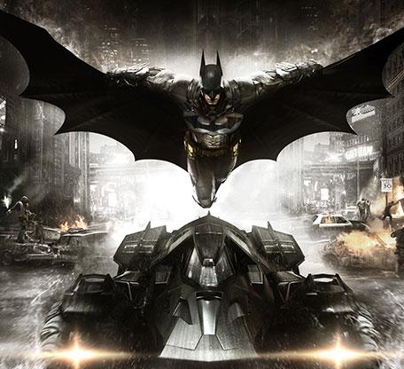 バットマンの戦い