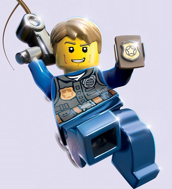 カバー レゴ アンダー